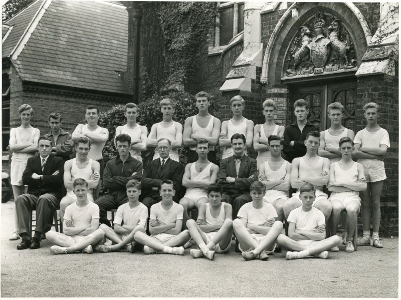 Possibly Princes Athletic Team 1956_ish