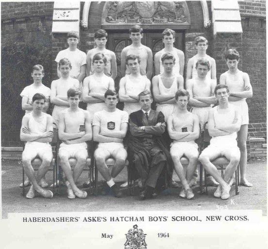 xCountry team 1964