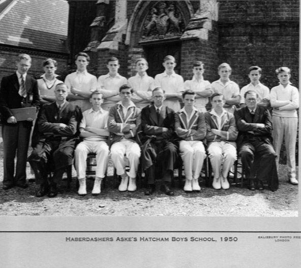 61 School-1st-XI-1950