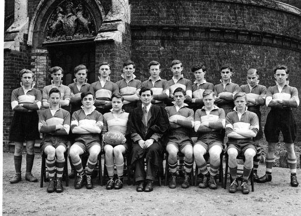 62 School-2nd-XV-1949-50