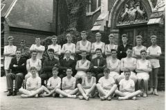 Possibly Princes Athletic Team 1956_ish